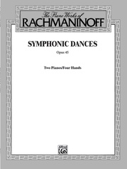 Symphonic Dances, Opus 45