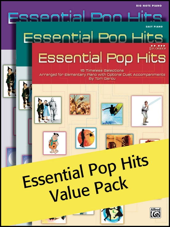 Essential Pop Hits (Value Pack)