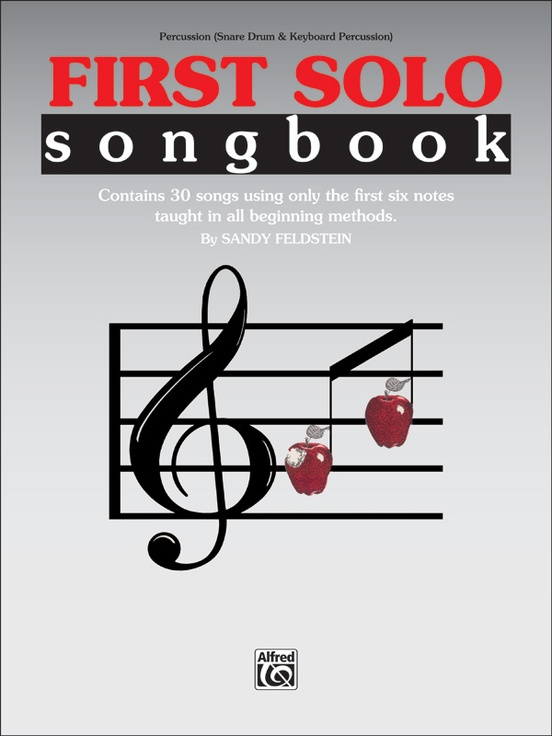 First Solo Songbook