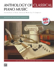 Anthology of Classical Piano Music with Performance Practices in Classical Piano Music