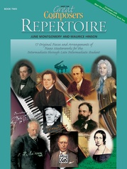 Meet the Great Composers: Repertoire, Book 2