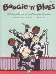 Boogie 'n' Blues, Book 2
