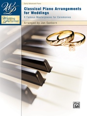 Wedding Performer: Classical Piano Arrangements for Weddings
