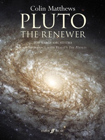 Pluto, the Renewer