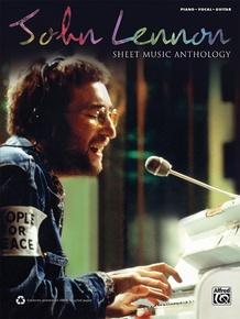 John Lennon: Sheet Music Anthology