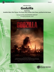 Godzilla, Selections from