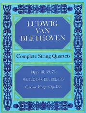 Complete Opp Eleven Late String Quartets 76 and 77 74