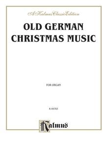 Old German Christmas Music