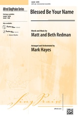 Better Is One Day: SATB Choral Octavo: Matt Redman