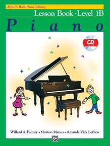 Alfred's Basic Piano Library: Lesson Book 1B