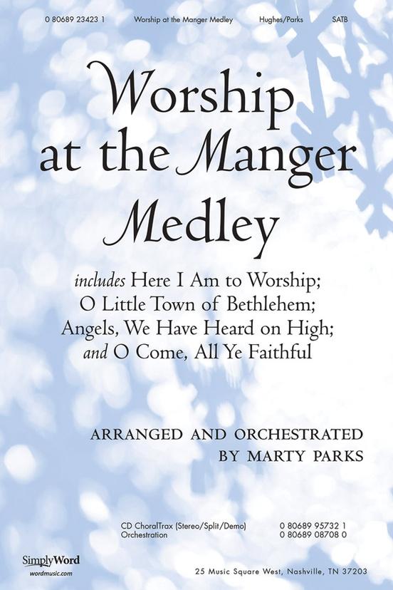 Worship at the Manger Medley