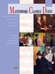 Masterwork Classics Duets, Level 3