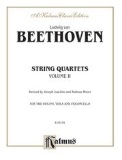 String Quartets, Volume II, Opus 59, Nos. 1-3; Opus 74; Opus 95