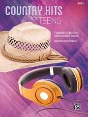 Country Hits for Teens, Book 2