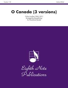 O Canada (3 versions)