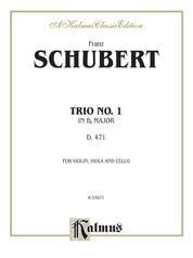 Trio No. 1 in B-flat Major