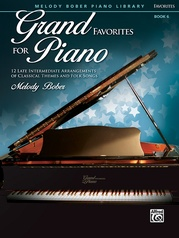Grand Favorites for Piano, Book 6