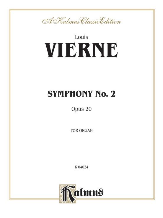Symphony No. 2, Opus 20