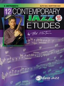 12 Contemporary Jazz Etudes