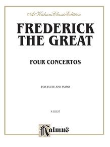 Four Concertos for Flute and Piano