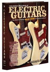 Blue Book of Electric Guitars (14th Edition)