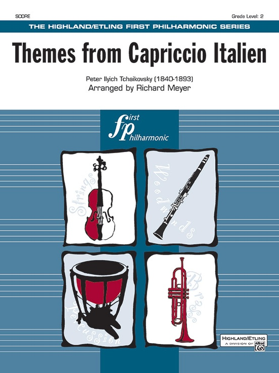 Themes from Capriccio Italien
