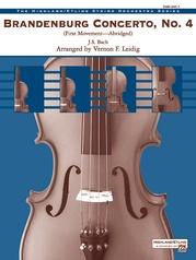 Brandenburg Concerto No. 4