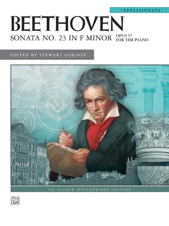 Beethoven, Sonata No. 23 in F Minor, Opus 57