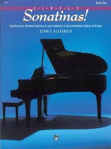 Simply Sonatinas!, Book 1