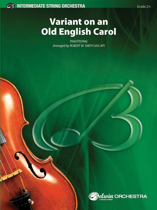 Variant on an Old English Carol