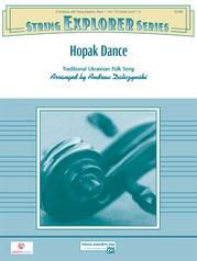 Hopak Dance