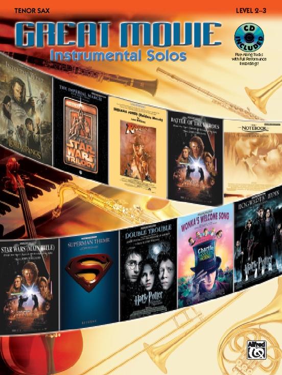Great Movie Instrumental Solos