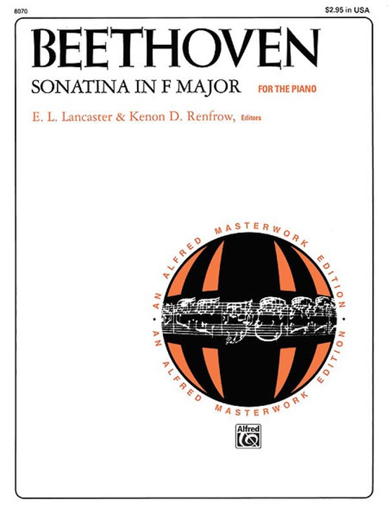 Beethoven: Sonatina in F Major