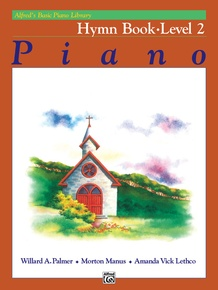 Alfred's Basic Piano Library: Hymn Book 2