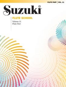 Suzuki Flute School Flute Part, Volume 11