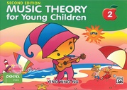 Music Theory for Young Children, Book 2 (Second Edition)