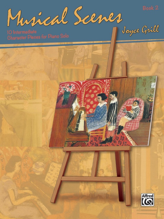 Musical Scenes, Book 2