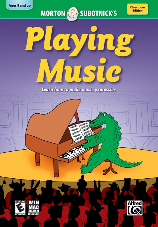 Creating Music Series: Playing Music