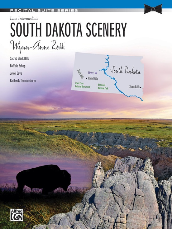 South Dakota Scenery