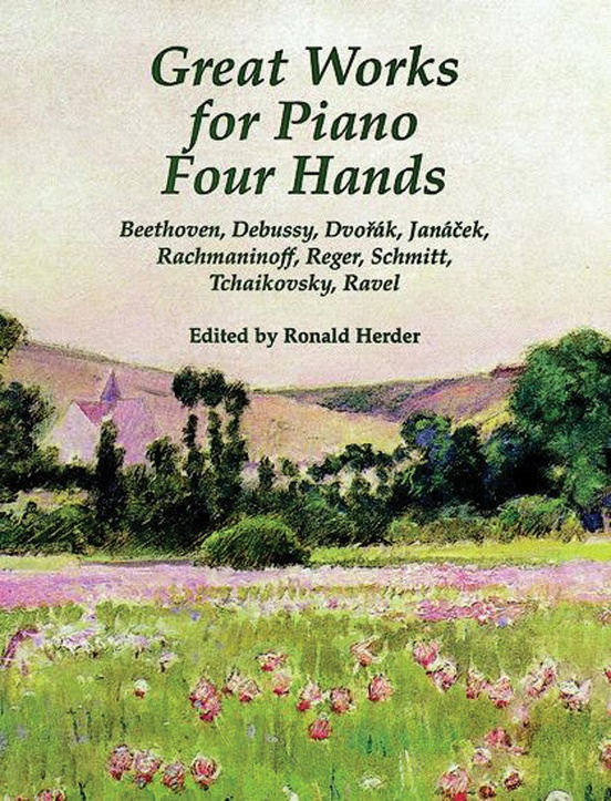 Great Works for Piano Four Hands
