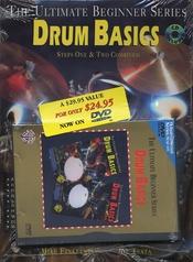 Ultimate Beginner Series Mega Pak: Drum Basics