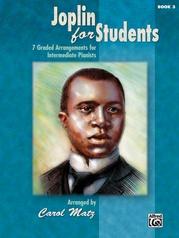 Joplin for Students, Book 3