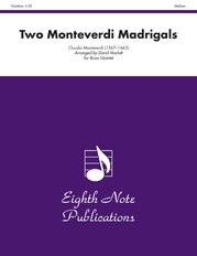 Two Monteverdi Madrigals