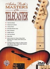 Arlen Roth's Masters of the Telecaster