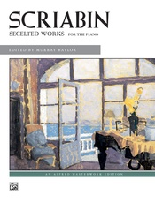 Scriabin, Selected Works