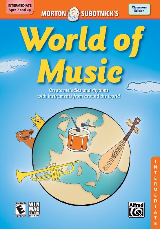 Creating Music Series: World of Music (Intermediate)