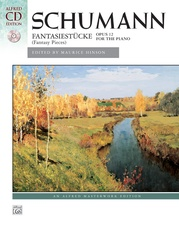 Schumann, Fantasiestücke, Opus 12
