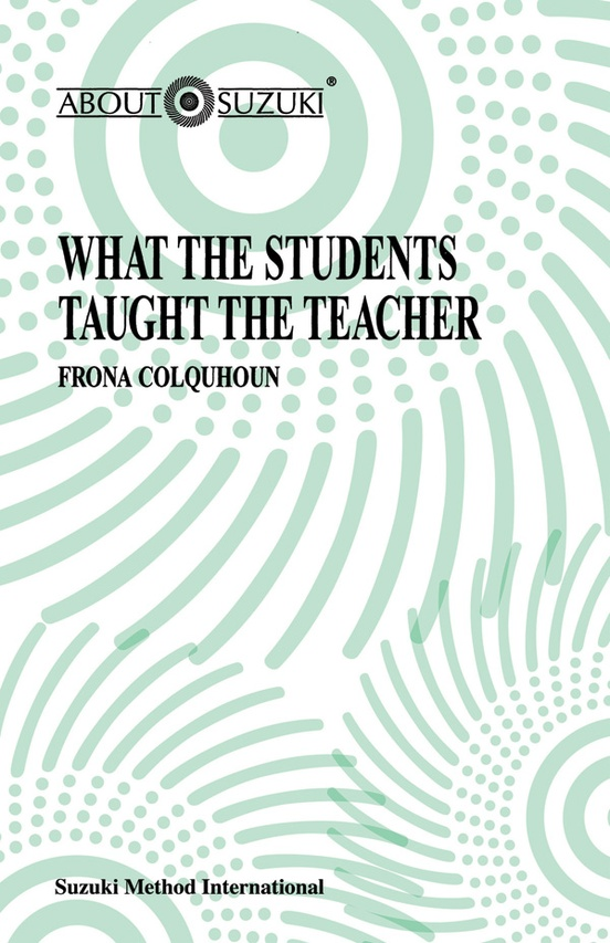 What the Students Taught the Teacher