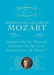 Symphonies Nos. 35, 36, and 38