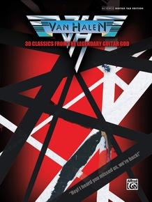 Van Halen: 30 Classics from the Legendary Guitar God